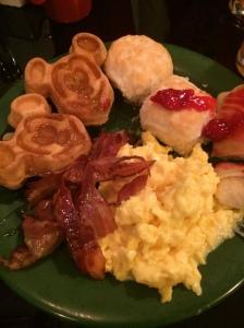 Desayuno Disney