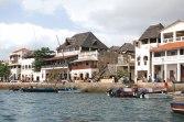 Lamu en Kenia